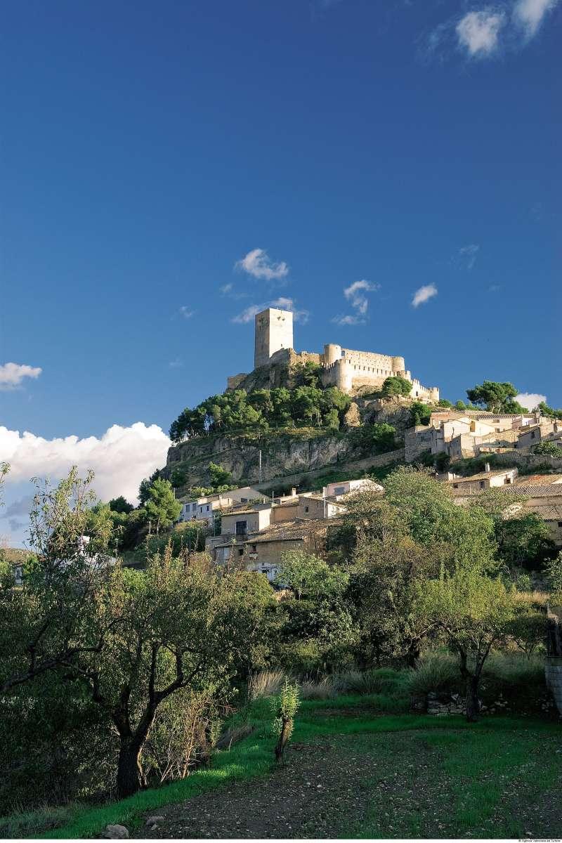 Imagen del municipio de Biar en la Comunitat Valenciana.