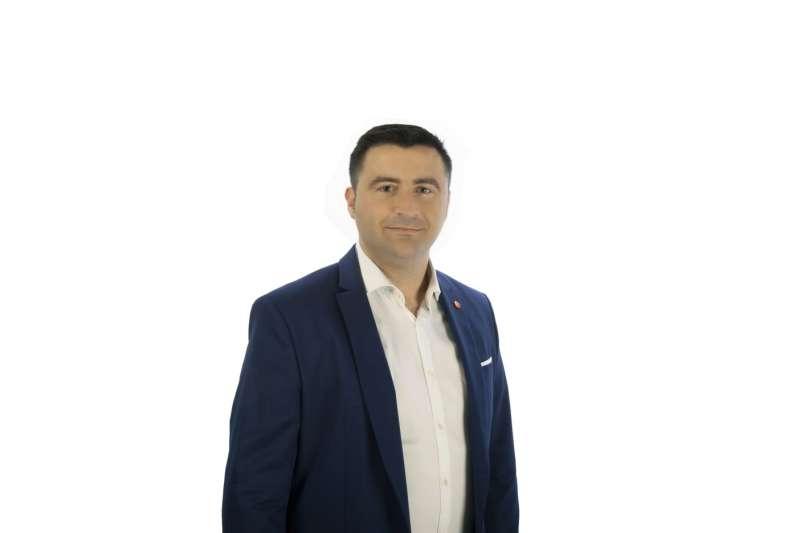 El portavoz de Ciudadanos en Benetússer. EPDA