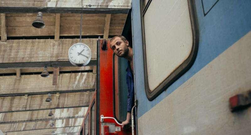 Imagen del la película macedonia