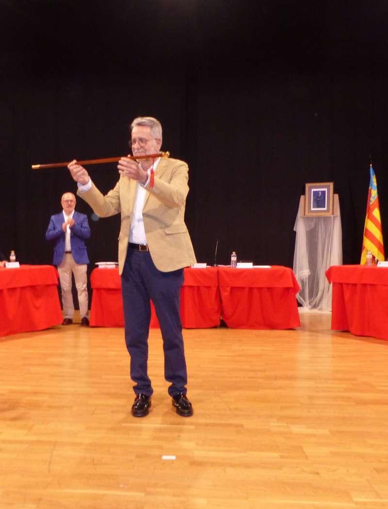 Alcalde de Albal, Ramón Marí