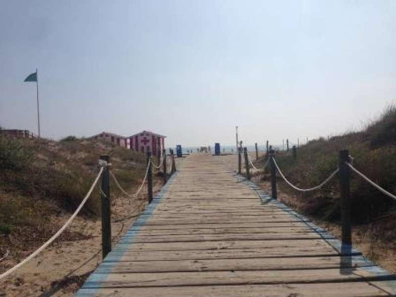 Playa Racó de Mar de Canet. EPDA