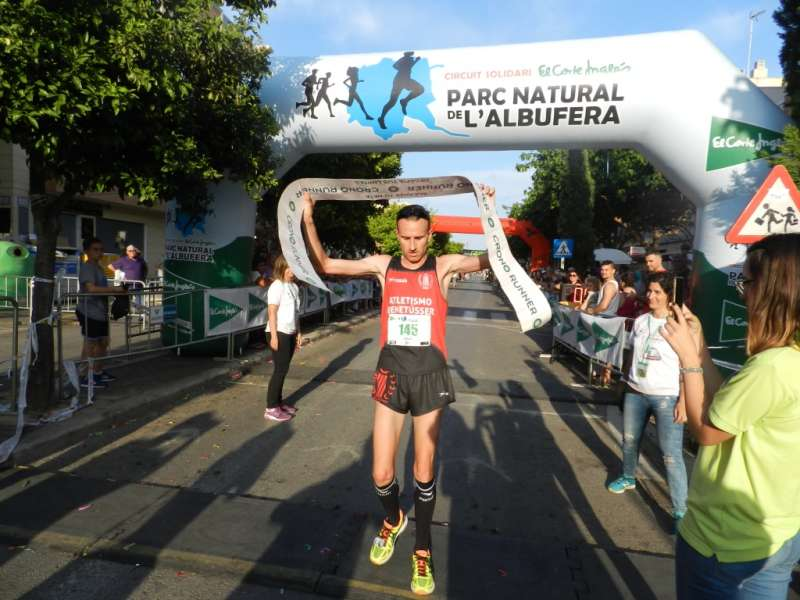 Miguel Vázquez, ganador. FOTO EPDA