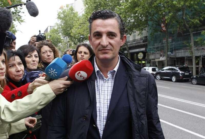 El ex director general de RTVV Pedro García, en una imagen de archivo. EFE