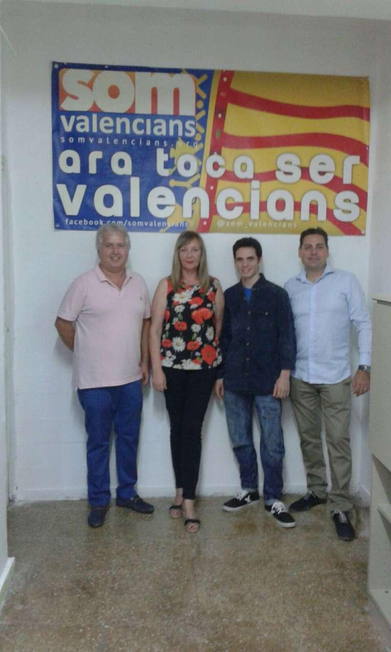 Som Valencians en Bujassot