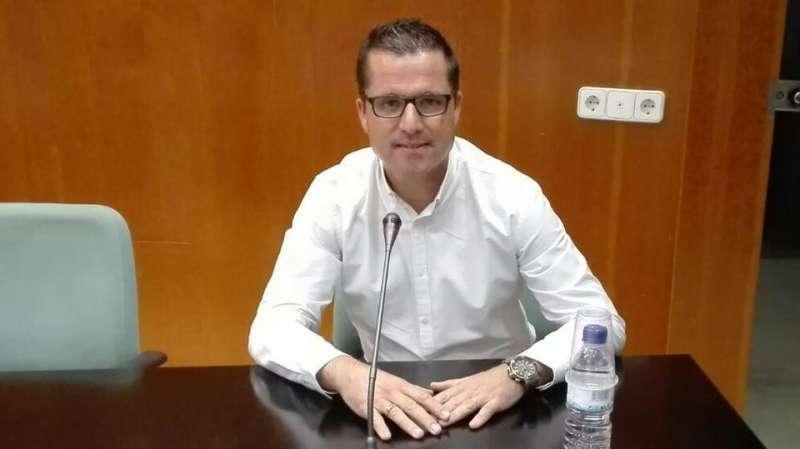 Rubén Rodríguez, exalcalde de Bonrepòs i Mirambell. EPDA