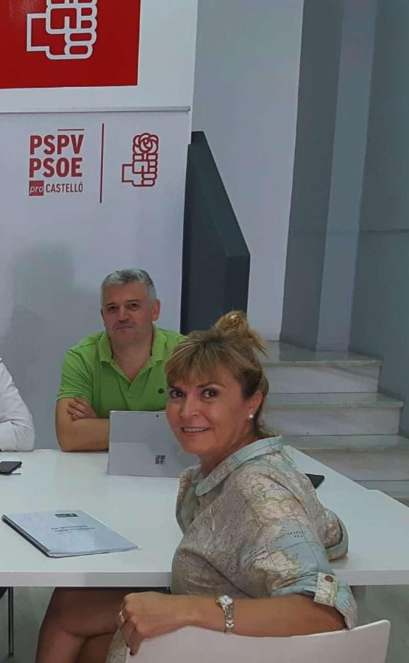 Susana Ros y Germán Renau. EPDA