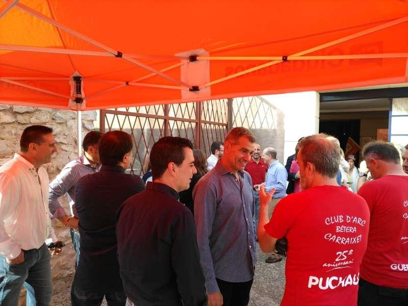 Ciudadanos se reúne en Bétera con representantes de asociaciones y colectivos de la localidad