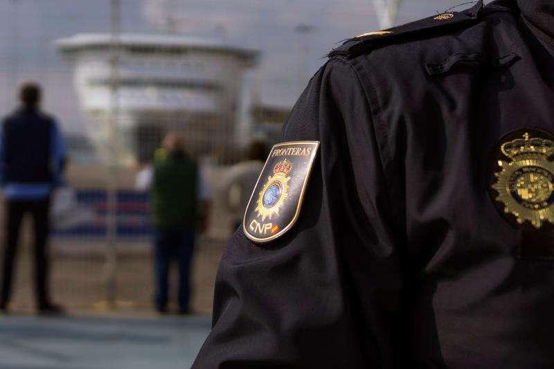 La Policía Nacional no descarta nuevas detenciones. EFE