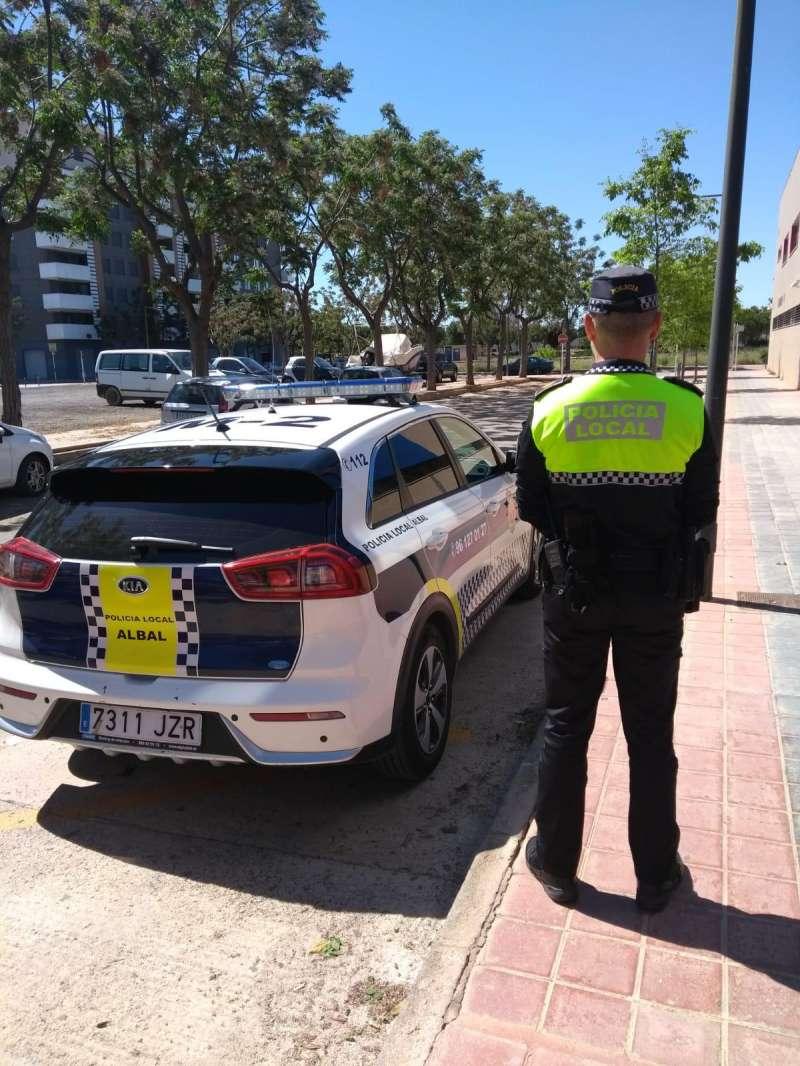 Policía Local de Albal