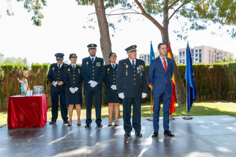 Día grande de la Polícia Nacional. EPDA