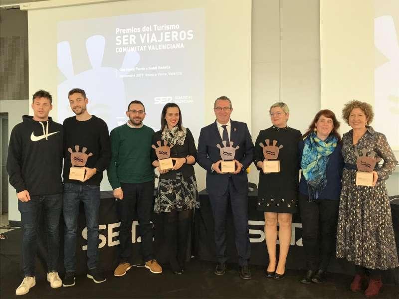 Premios SER Viajeros. EPDA