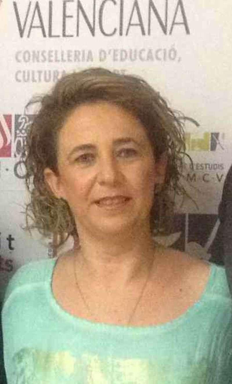 María Jesús Roig. EPDA