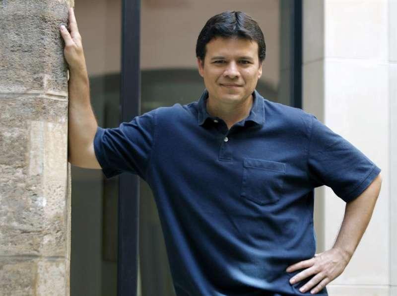 El físico valenciano Pablo Jarillo-Herrero en una imagen de archivo. EFE/Juan Carlos Cárdenas