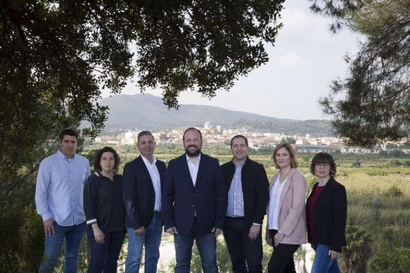 Ciutadans de Vilamarxant. EPDA.
