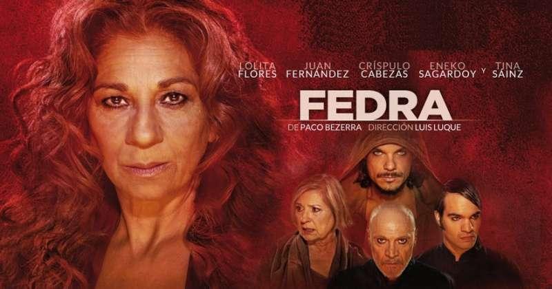 Cartell oficial de Fedra