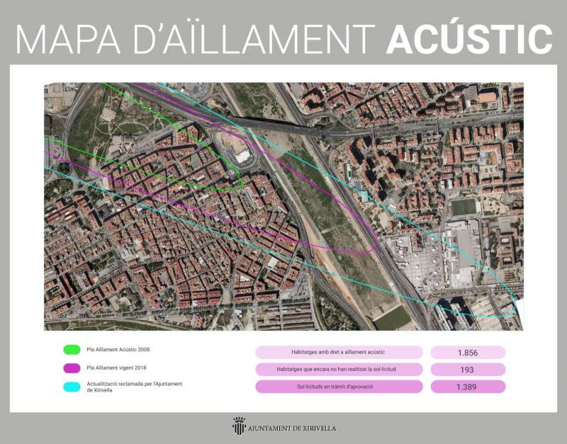 Mapa acústico. EPDA