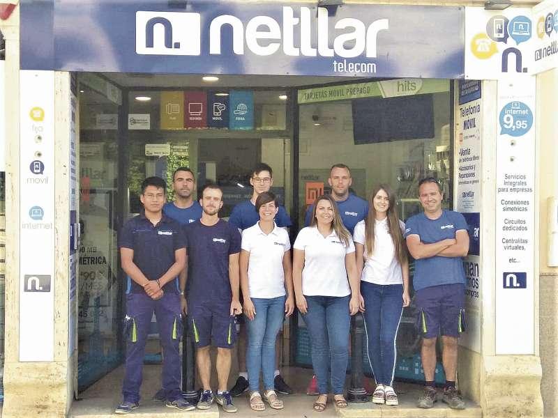 Equipo de Netllar
