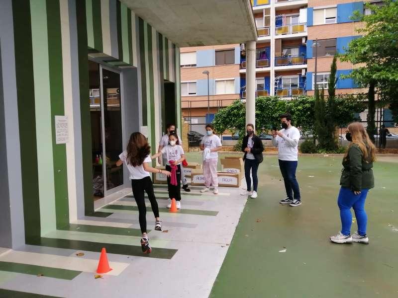 Activitats a Alaquàs. EPDA