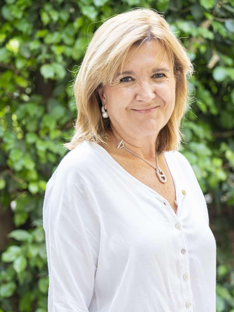 Teresa Nuez. FOTO VICENTE RUPÉREZ