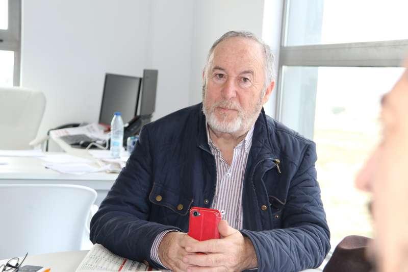Manuel Marzal. FOTO A. G.