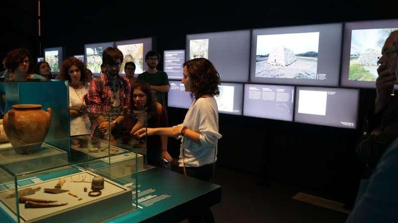 Museu de Prehistòria.