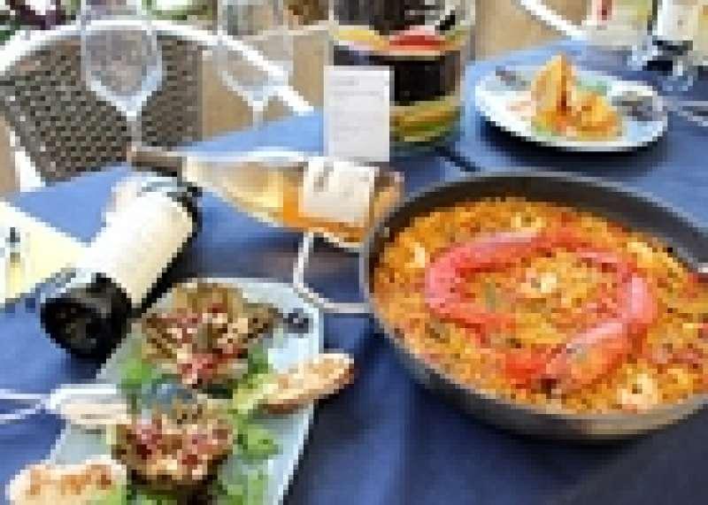 Menús de las jornadas gastronómicas en Peñíscola.