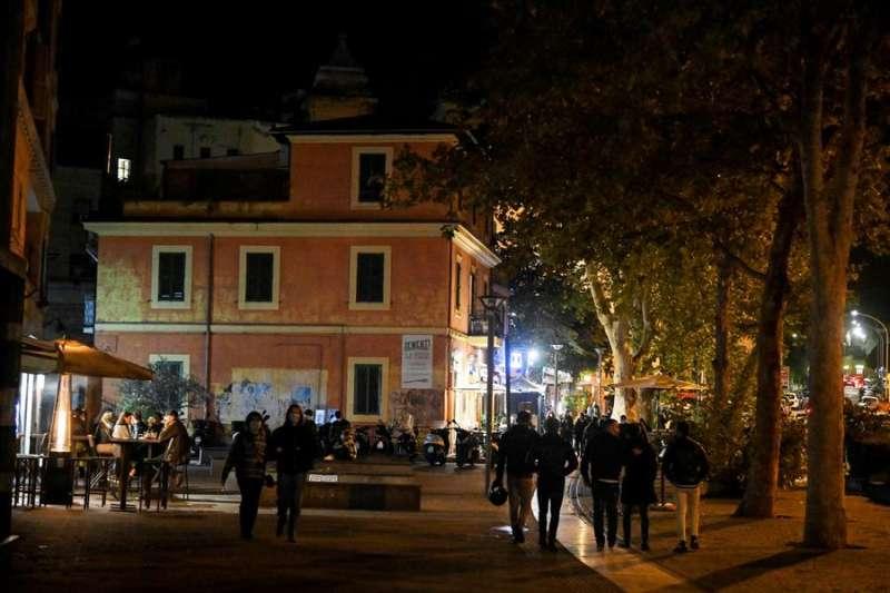 Una ciudad italiana. EFE/EPA/Riccardo Antimiani