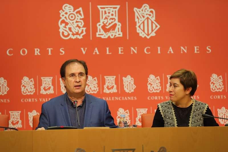El portavoz adjunto de Ciudadanos (Cs) en Les Corts Valencianes, Juan C�rdoba