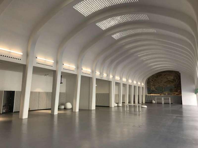 El Hall Séneca de Alicante / EPDA