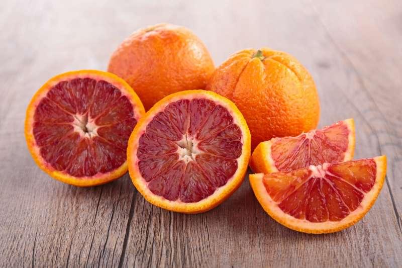 Naranja sanguina valenciana.