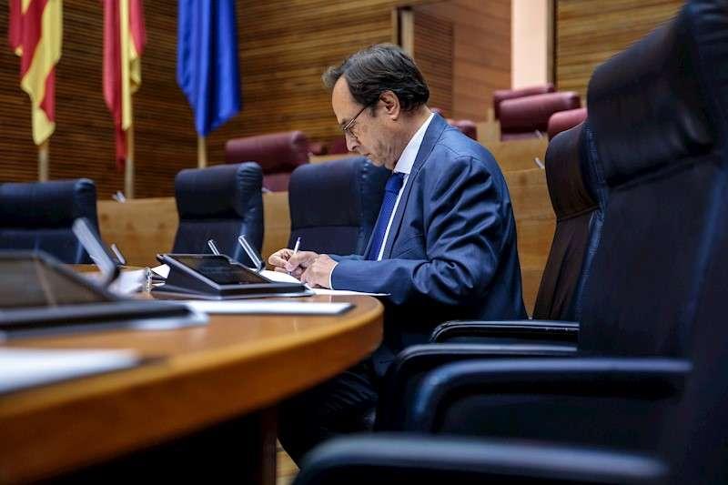 El conseller de Hacienda y Modelo Económico, Vicent Soler. EFE/Aliño/Archivo