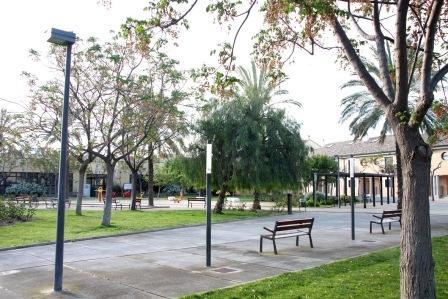 Plaça Vicent Andrés Estellés. Foto: José García Polo.