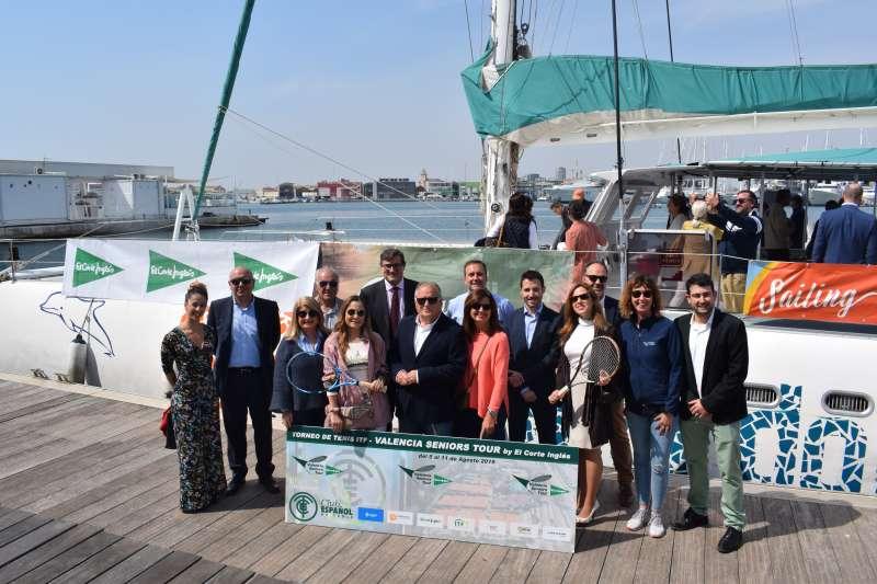 Torneo ITF València Seniors Tour by El Corte Inglés