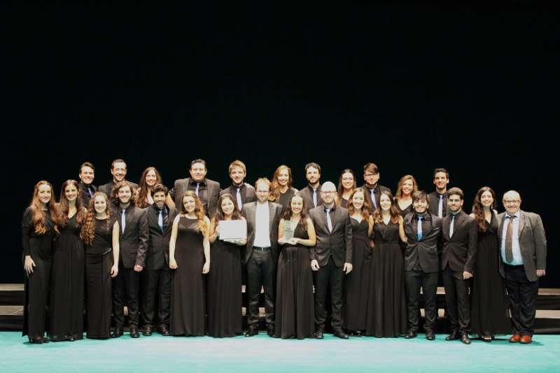 El Coro de cámara Ad Libitum de la Escola Coral Veus Juntes de Quart de Poblet