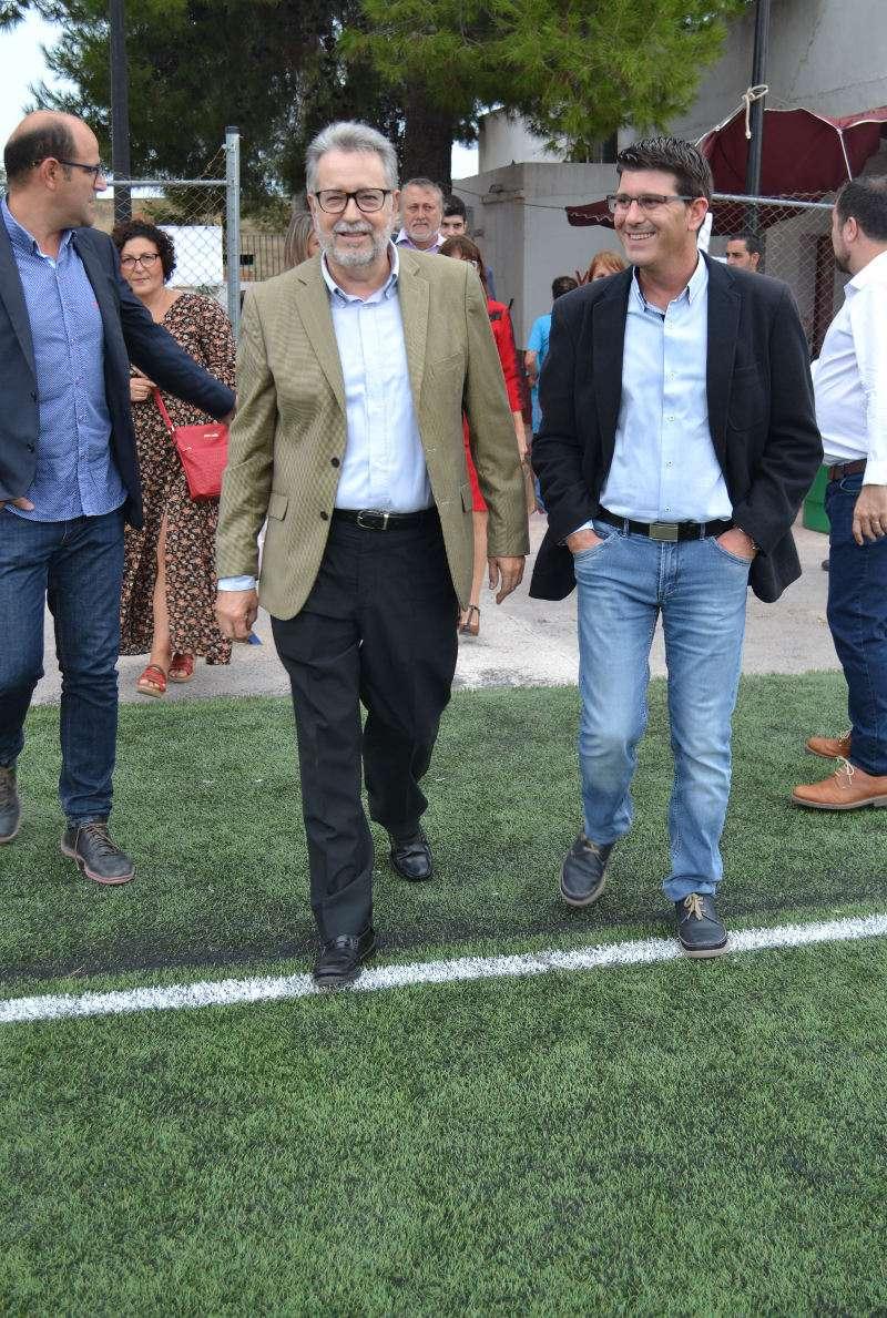 Alcalde de Albal y presidente de la Diputación de Valencia. EPDA