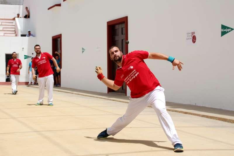Imatge de la jornada del Campionat Autonòmic de Galotxa