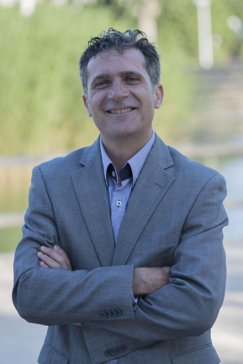 David Nácher en una imagen de archivo. EPDA
