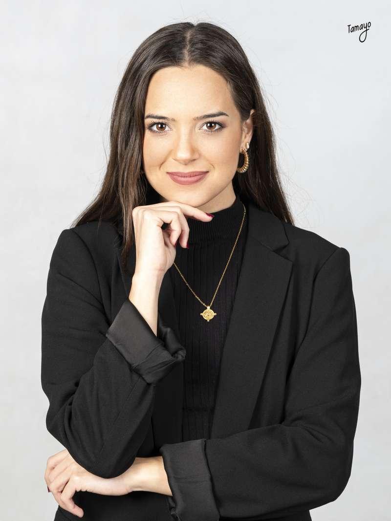 Marina Civera, Fallera Mayor de 2019 de Valencia. VICENTE RUPÉREZ