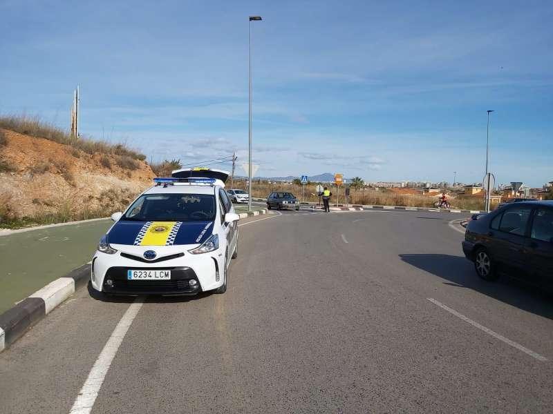 Coche Policía Local de Peñíscola
