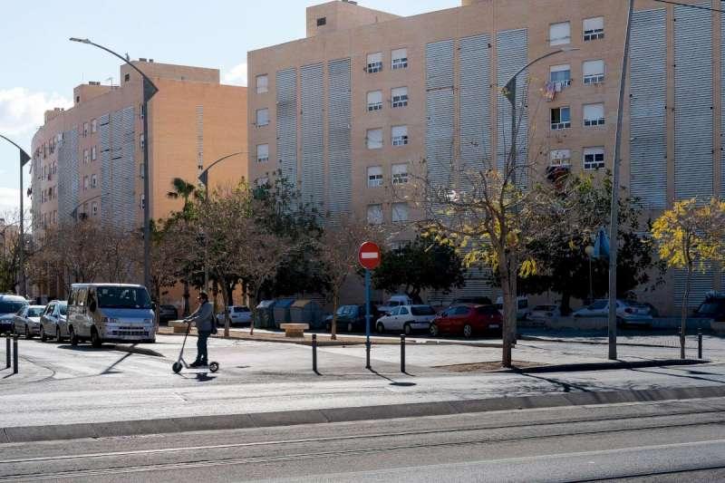 Barrio Virgen del Carmen de Alicante / EPDA
