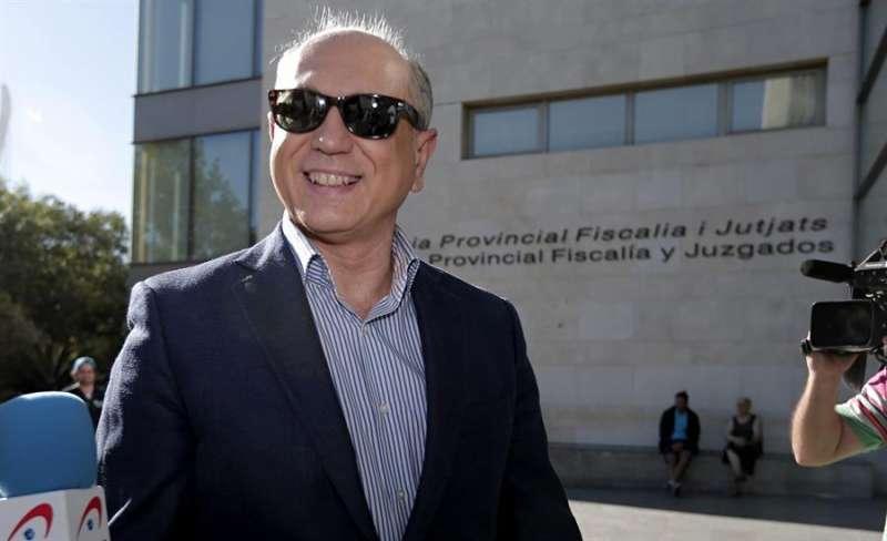 El expresidente de Emarsa Enrique Crespo
