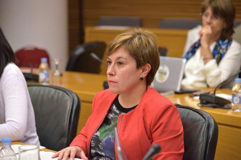 Merche Ventura, diputada autonómica por Castellón. EPDA
