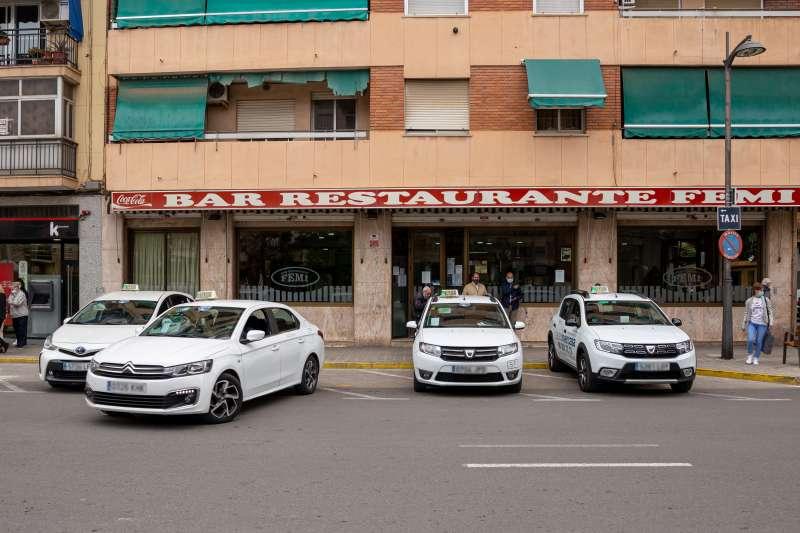 Taxis en Mislata. EPDA