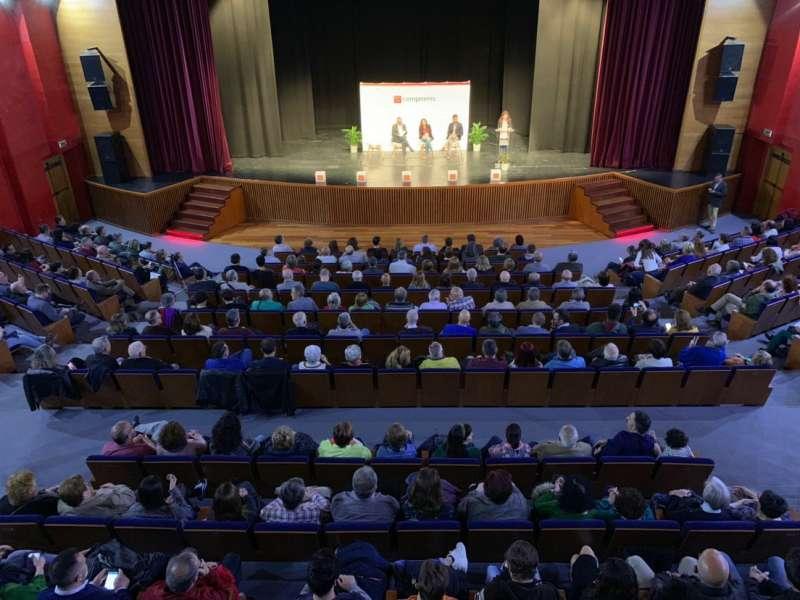 Auditori de Paiporta durant l