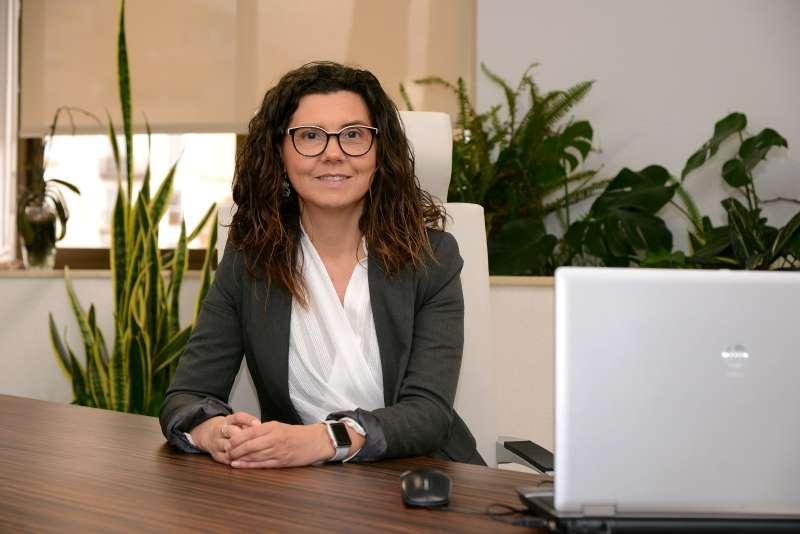 Isabel Marti?n, alcaldessa de Paiporta