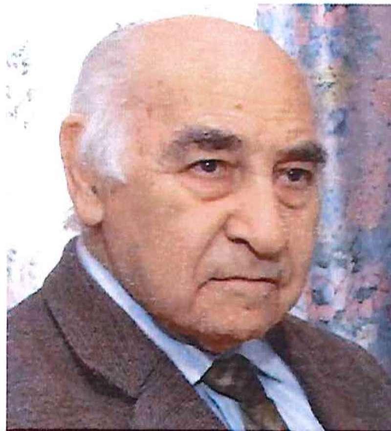 Cronista de Albal, recientemente fallecido. EPDA