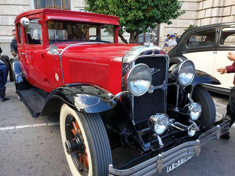 Buick. EPDA
