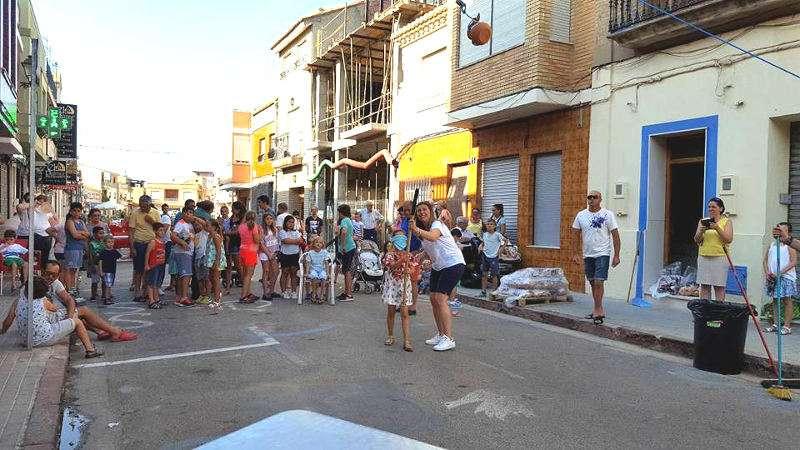 Actos festivos en El Palmar, pedanía de Valencia. EPDA