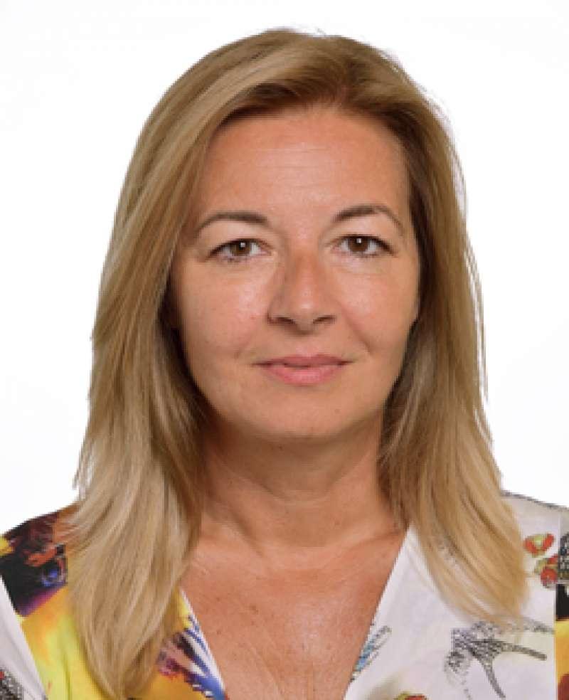 La portavoz de Política Social del PSPV-PSOE en el parlamento valenciano, Concha Andrés.
