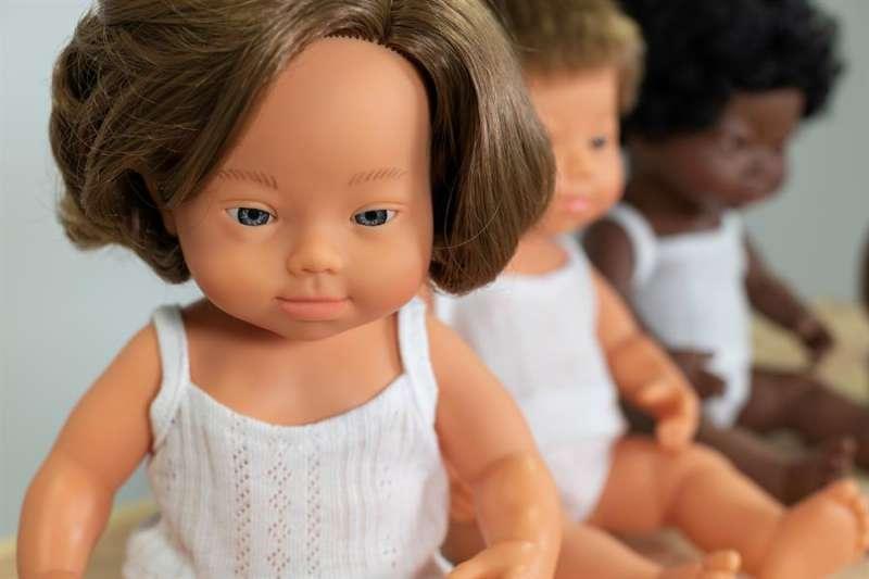Detalle de la colección de muñecos, en una imagen facilitada por la Asociación Española de Fabricantes de Juguetes.